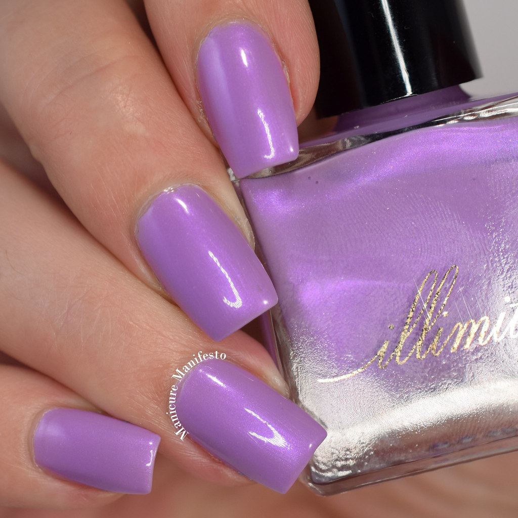 Illimite Pale Fire swatch