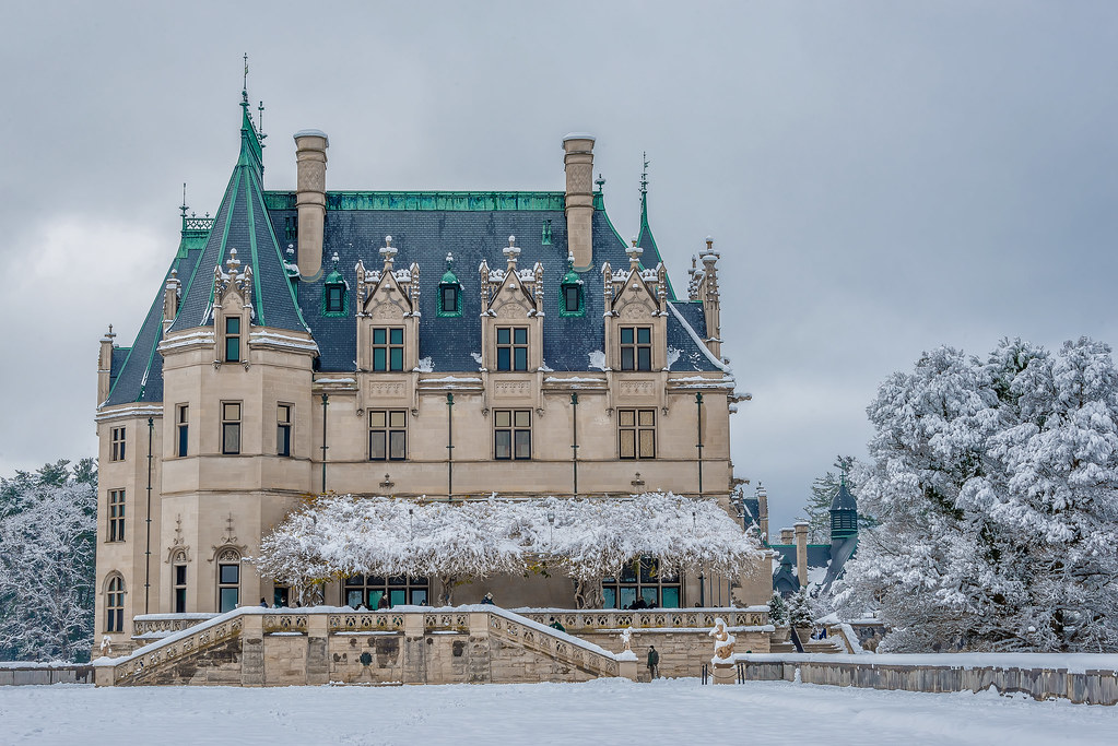 The Biltmore Estate (Asheville, North Carolina) | Biltmore ...