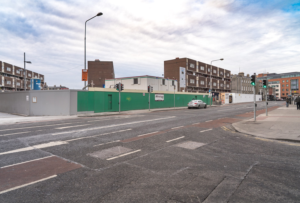 REDEVELOPMENT ON CHARLEMONT STREET