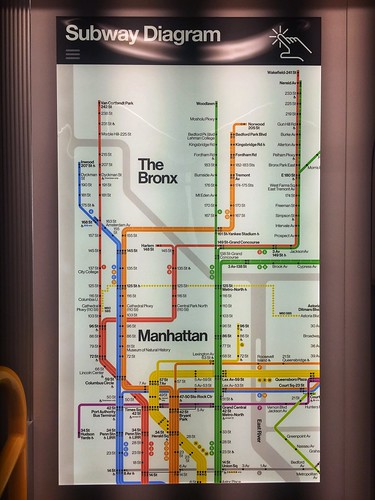 New York City Subway Map December 1999.Rolling Stock Archives Second Ave Sagas Second Ave Sagas