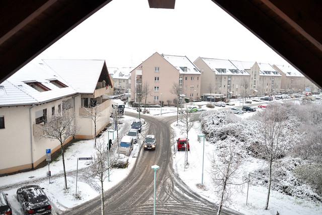 18. Dezember 2017 ... Wetter Mannheim-Seckenheim ... Foto: Brigitte Stolle