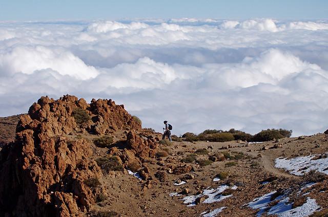 Guajara route, Teide National Park, Tenerife LB