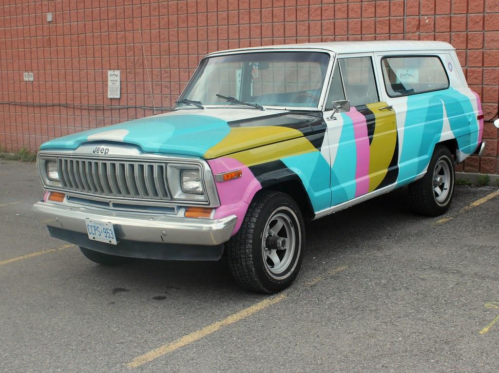 ... 1982 Jeep Cherokee 2 Door   By Carphoto