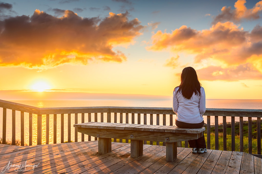 watching the sunset at hallett cove boardwalk andrey. Black Bedroom Furniture Sets. Home Design Ideas