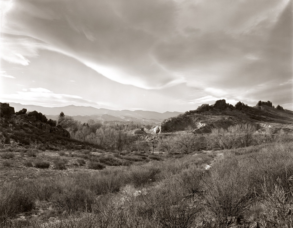 4x5 - Technical Pan - Test 1 | by Colorado CJ