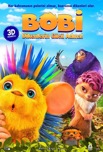 Bobi: Dikenlerin Gücü Adına - Bobby The Hedgehog (2018)