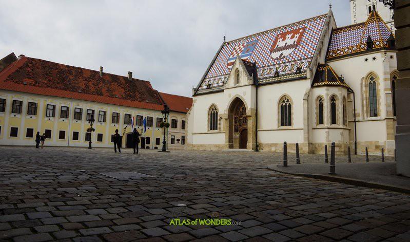 McMafia filming in Zagreb