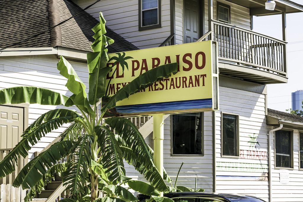 El Paraiso Mexican Restaurant Houston Texas Mabry Campbe