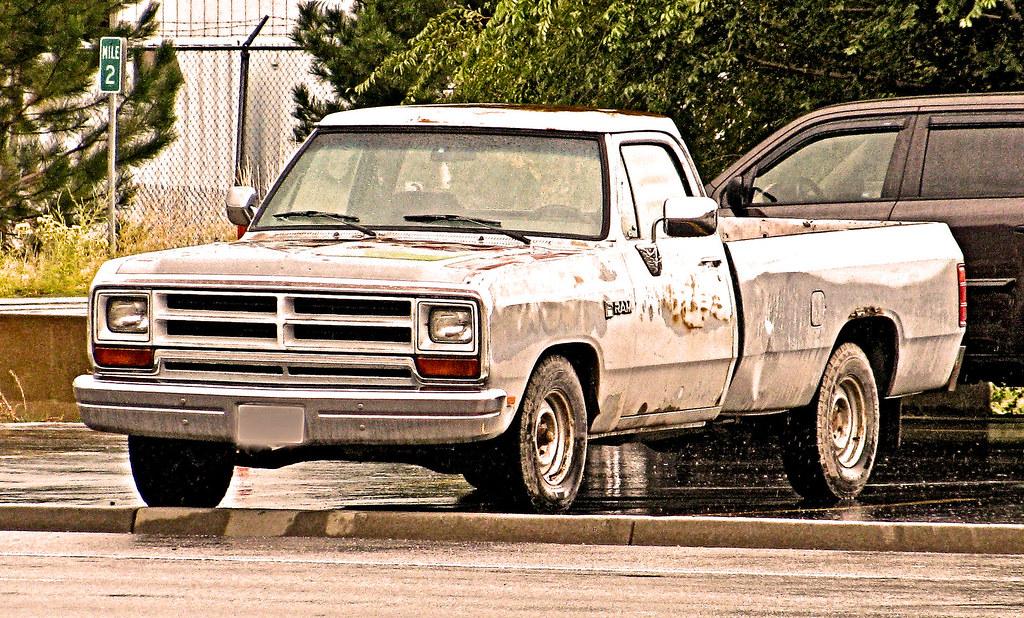 80s Dodge RAM | Eyellgeteven | Flickr