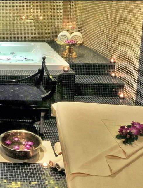 The Organic Spa bañera