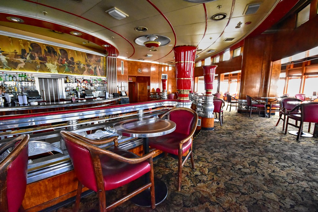 Queen Mary Observation Bar | Art Deco Lounge | Lee Sutton | Flickr