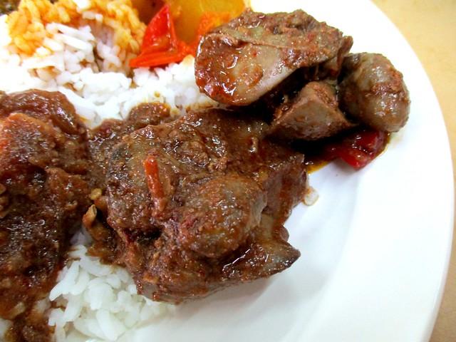 Sri Pelita chicken liver