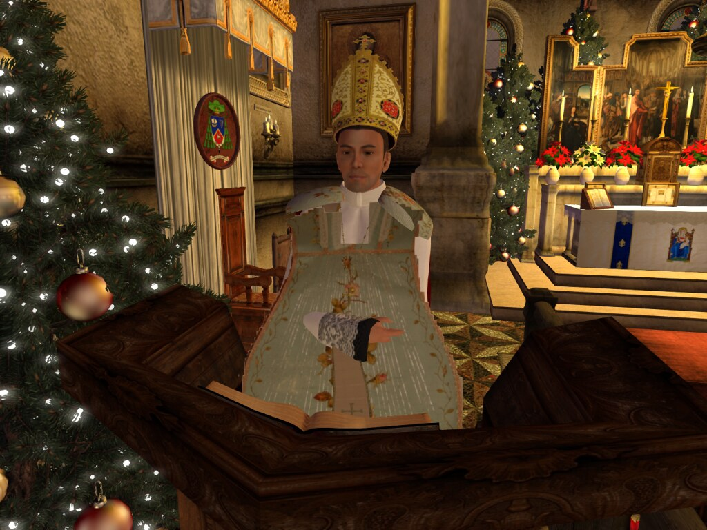 Octave Day of Christmas   Mass for the Octave Day of Christm…   Flickr