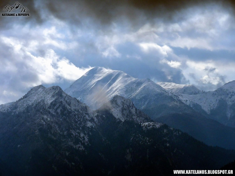 τριανταφυλλιά παναιτωλικού όρους ευρυτανία βουνό