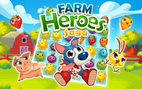 gold Farm Heroes Saga Hack Updates...