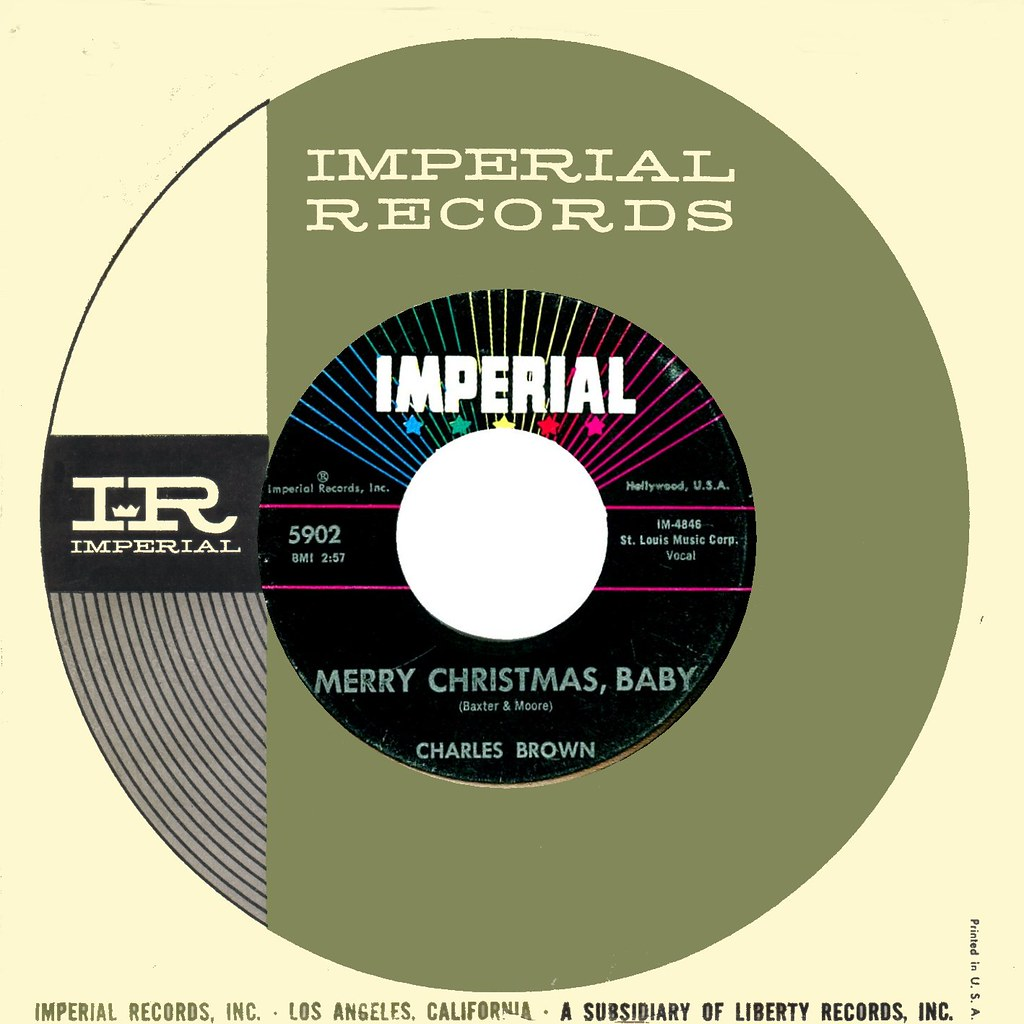 affendaddy brown charles merry christmas baby us 1962 by affendaddy