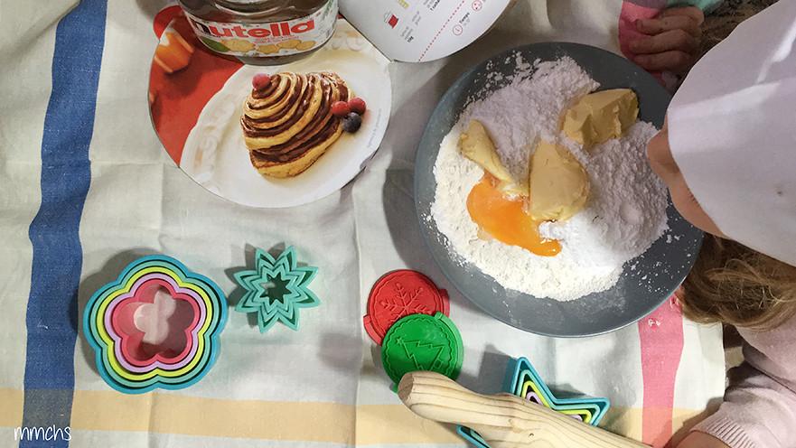 receta para hacer galletas caseras