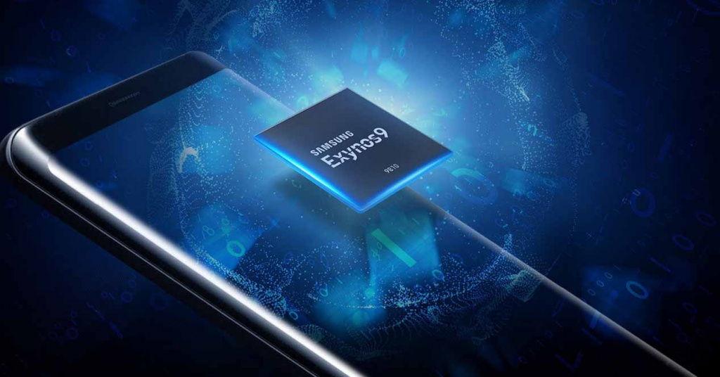 Récord de Samsung: el Exynos 9810 supera los 4.000 puntos