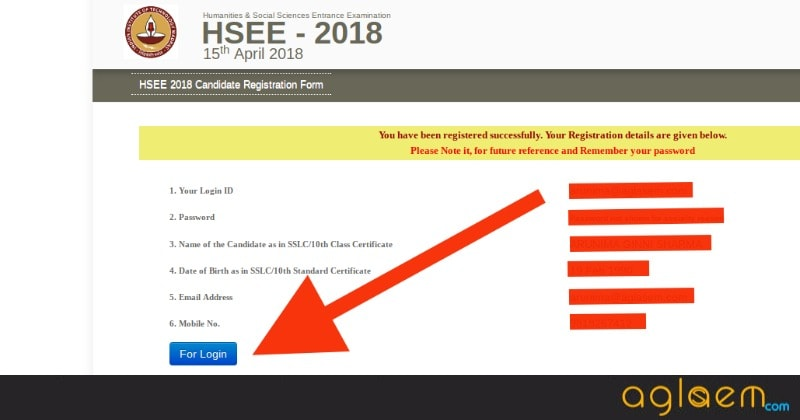 HSEE 2018 Application Form Released   Apply Here