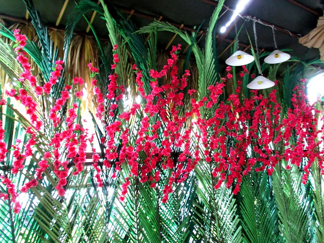 Payung Chinese New Year decoration 3