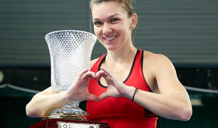 Simona Halep Elina Svitolina And Julia Goerges Start 2018 Wta