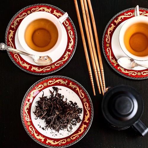 tbt Tea time #China #tea #timeout...