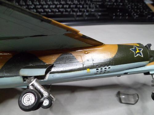 *Renaissance en-cours* Dassault Mirage F1 [ESCI 1/48] 24234252967_ebc4f7c70e