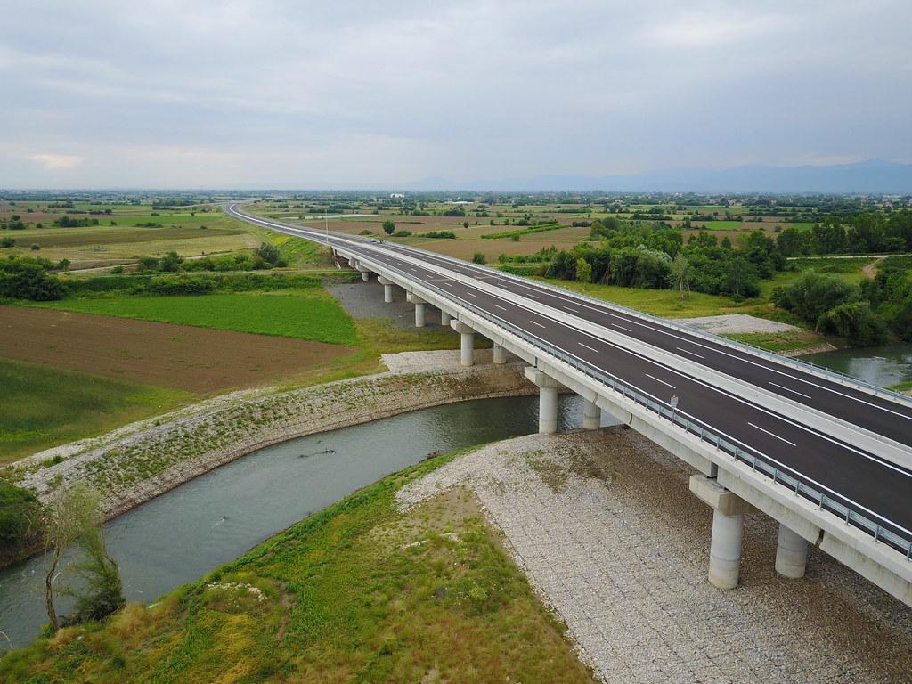 Κεντρική Οδός: Παραδίδεται αύριο το τμήμα Ξυνιάδα - Τρίκαλα του Ε65 - Δημιουργεί νέα δεδομένα στις μετακινήσεις (video)