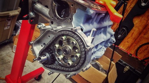 KENT Duplex Vernier Timing Chain | by I Love Cars