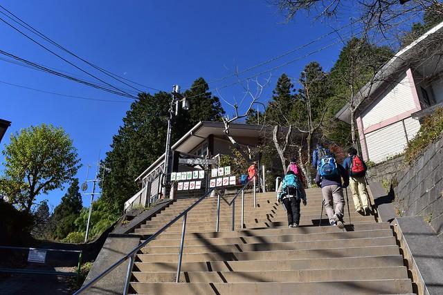 御岳山ビジターセンター
