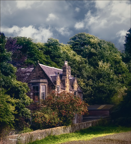 Image of a Scottish Home