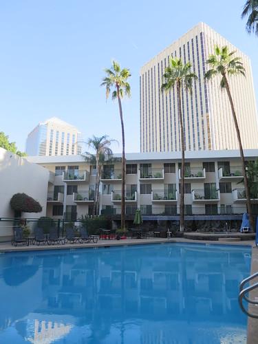 Perfect pool area at hilton garden inn midtown phoenix - Hilton garden inn midtown phoenix ...