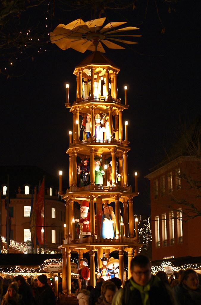 Weihnachtsmarkt Mainz.Mainz Weihnachtsmarkt Weihnachtspyramide Christmas Mar Flickr