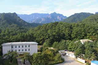 View from Kumgangsan Hotel | by Timon91
