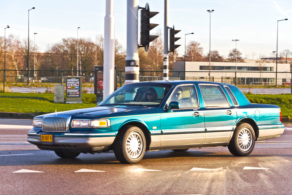 Lincoln Town Car 1997 5614 1997 Lincoln Town Car Jack Ni Flickr