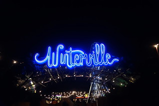 Winterville, Clapham Common | by erin.niimi