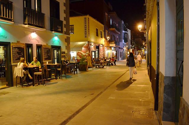Tapas bars, Puerto de la Cruz, Tenerife