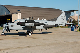 RC-12X 92-13120 Andrews AFB WM | by finband76