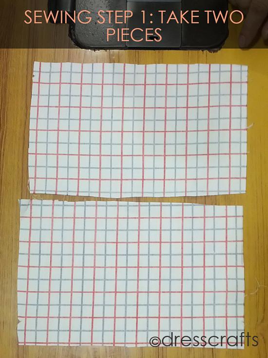 French Seam – How to Seam Series | via dresscrafts bit ly/2C