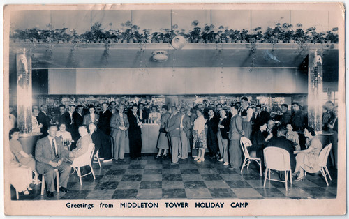 Middleton Tower Holiday Camp Prior To 1952 An Arrow Series Flickr