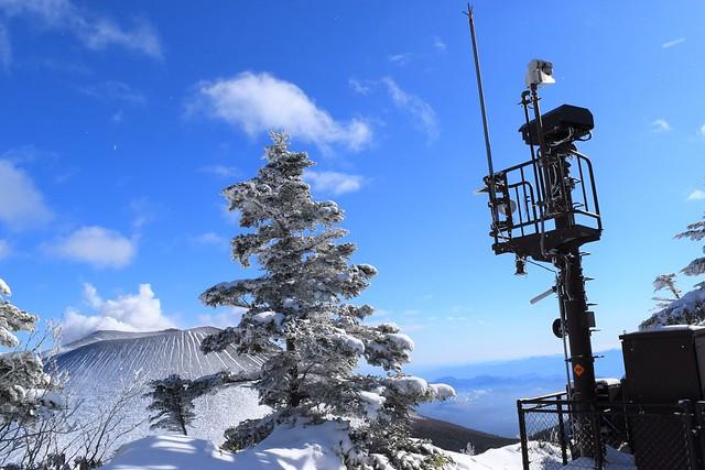 浅間山ライブカメラ