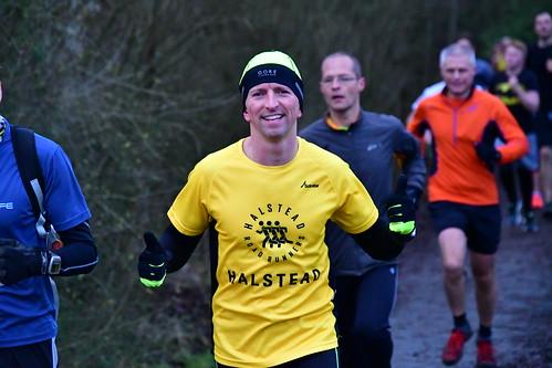 Halstead Road Runner