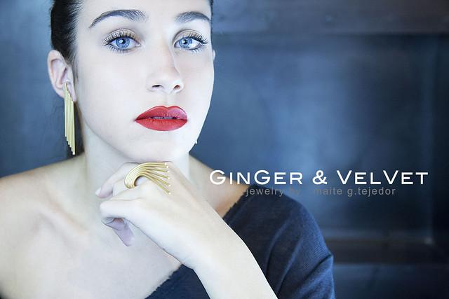 Ginger & Velvet , visual Navidad