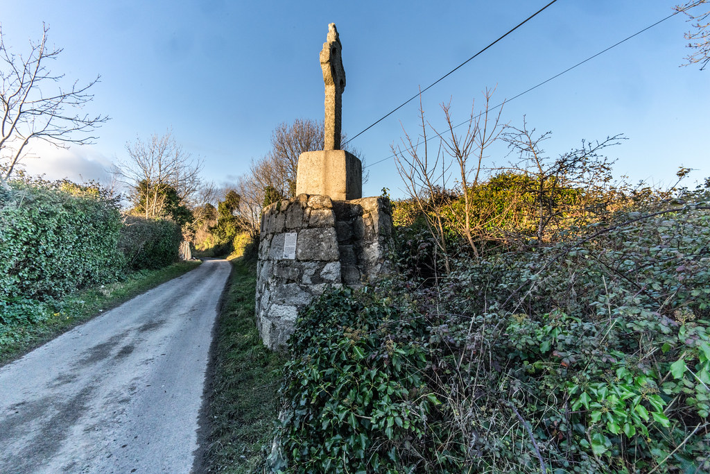 HIGH CROSS - LAUGHANSTOWN LANE 001