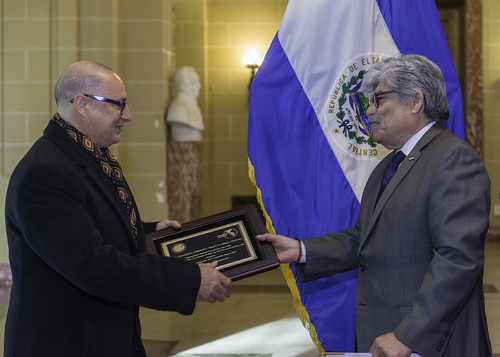 El Salvador Assumes Chair of the Inter-American Council for Integral Development