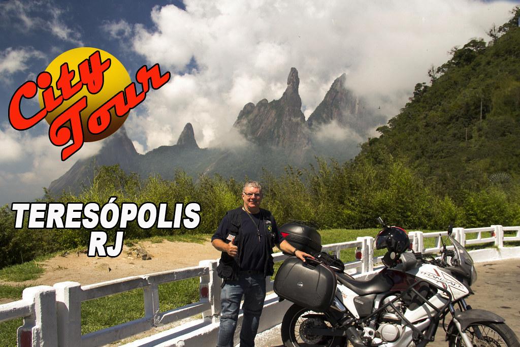 CITY TOUR = TERESÓPOLIS/RJ