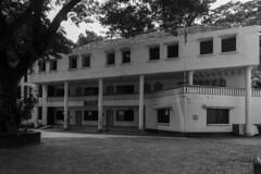 Office & training building, Zilla Shilpakala Academy, Chittagong