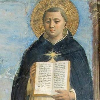 Santo Tomás de Aquino, Fra Angelico (+1455)