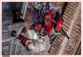 Figma: Deadpool DX ver. | by manumasfotografo