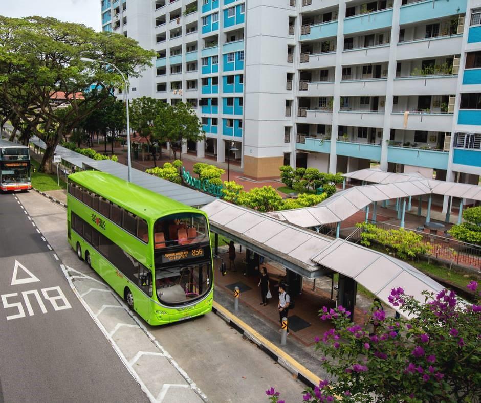 新加坡政府想用「打車」政策,誘導民眾轉搭大眾運輸,成效如何尚待觀察。圖片來源:新加坡陸路交通管理局